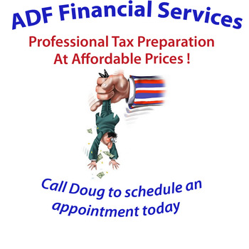 ADF Financial Services Company Logo by ADF Financial Services in Stamford CT