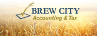 Brew City Accounting & Tax Company Logo by Brew City Accounting & Tax in Muskego WI