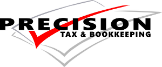 Precision Tax & Bookkeeping Inc