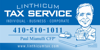 Linthicum Tax Service Company Logo by Linthicum Tax Service in Linthicum Heights MD