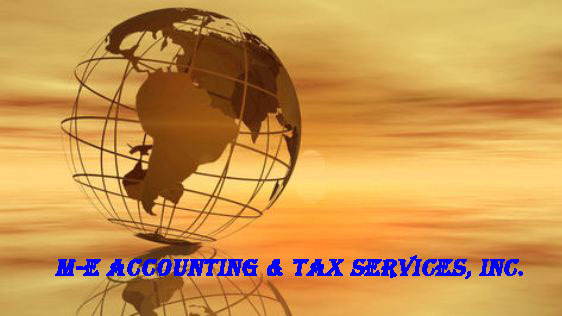 M-E Accounting & Tax Services, Inc.  Company Logo by M-E Accounting & Tax Services, Inc.  in Cape Canaveral FL