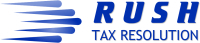Rush Tax Resolution Company Logo by Rush Tax Resolution in Los Angeles CA