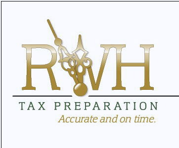 RWH Tax Preparation Company Logo by RWH Tax Preparation in The Villages FL