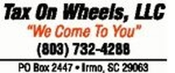 Tax On Wheels, LLC Company Logo by Tax On Wheels, LLC in Irmo SC