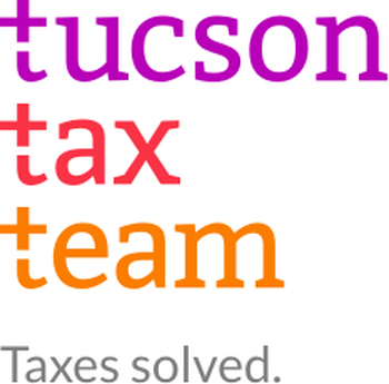 Tucson Tax Team Company Logo by Amy Wall, EA, MBA, NTPI Fellow in Tucson AZ