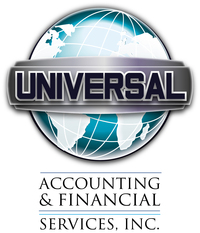 UNIVERSAL ACCOUNTING & FINANCIAL SERVICES INC. Company Logo by UNIVERSAL ACCOUNTING & FINANCIAL SERVICES INC. in JACKSONVILLE FL