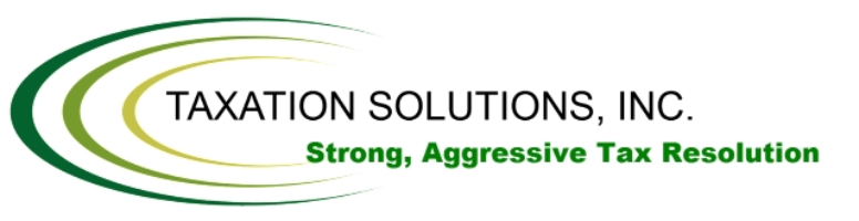 Taxation Solutions Inc. Company Logo by Taxation Solutions Inc. in HOUSTON