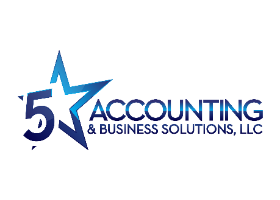 5 Star Accounting & Business Solutions, LLC Company Logo by 5 Star Accounting & Business Solutions, LLC in Citrus Heights CA