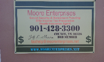 Moore Enterprises Company Logo by Moore Enterprises in Counce TN