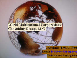 World Multinational Corporations Consulting Group, LLC Company Logo by World Multinational Corporations Consulting Group, LLC in marietta GA