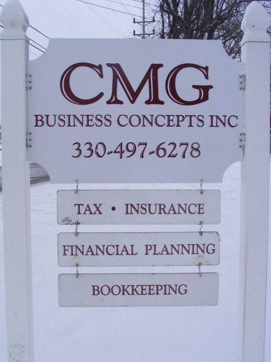CMG Tax and Financial Services