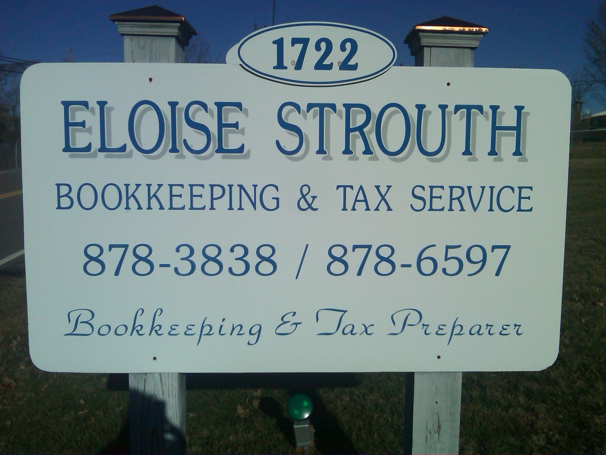 Eloise Strouth Bookkeeping & Tax Service