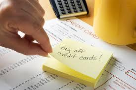 How to consolidate credit card debt