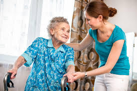 How to pay family members for eldercare