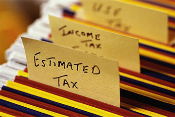 What are Estimated Taxes