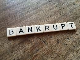 Effect Of Insolvency & Bankruptcy On Your Tax