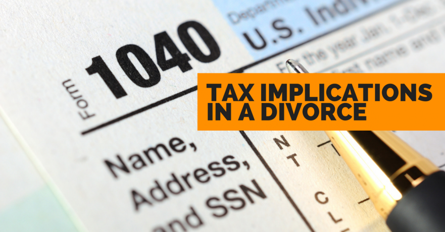 Taxes and Divorce - How to maximize tax benefits and minimize taxes owed