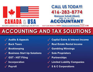 U.S Citizens in Canada – Avoiding Double Taxation