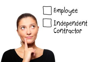 Employee or Independent Contractor? - Determining the proper worker status