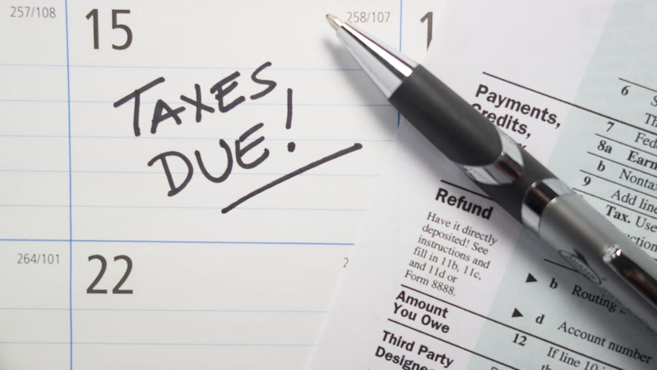 How To Resolve Unpaid Taxes