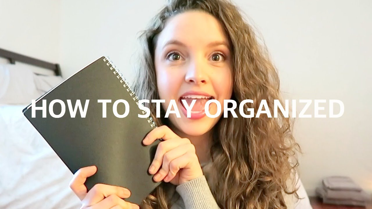 Stay Organized All Year with These 4 Tips