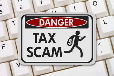 Protect Yourself With Knowing The Signs Of IRS Tax Scam