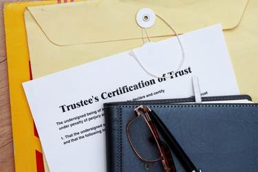 Information Regarding IRS Trust Administration