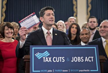 Breakdown Of The Jobs and Tax Act