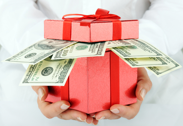 How Your Holiday Bonus Is Taxed