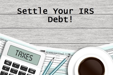 What you can do for IRS Tax settlement Act