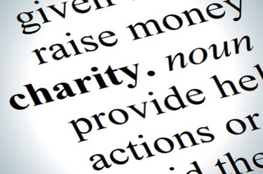 Donations to Charity Are an Easy Deduction – Right?