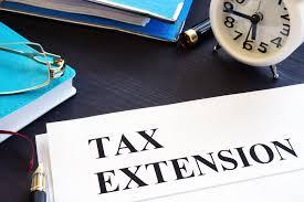 Reasons to extend filling your taxes