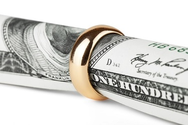 Determining and recieving spousal support in a divorce