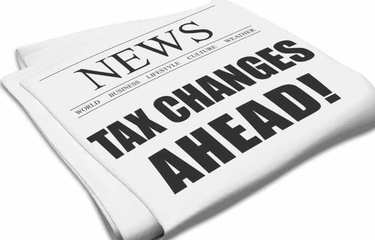 Recent Tax Changes That May Affect You