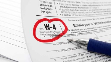 Reasons why IRS pushes W-4 changes to 2020