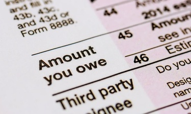 Will Your IRS Debt Appear In Your Credit Report?