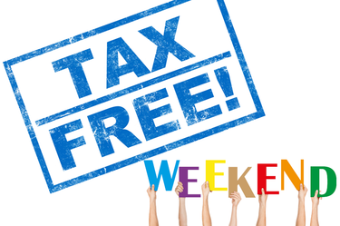 What To Do With Tax Free Weekend