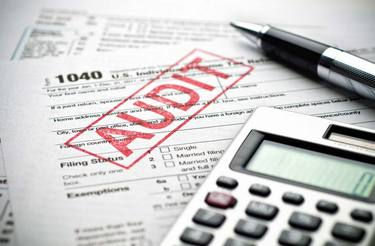 Reasons for IRS and Audits