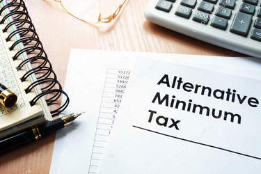 The Options For Alternative Minimum Tax (AMT)