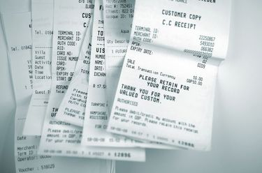 Strategies to adopt in keeping Receipts for Tax Time