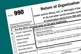 What Is the IRS Form 990?