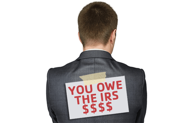 How to Owe Back Taxes To The IRS